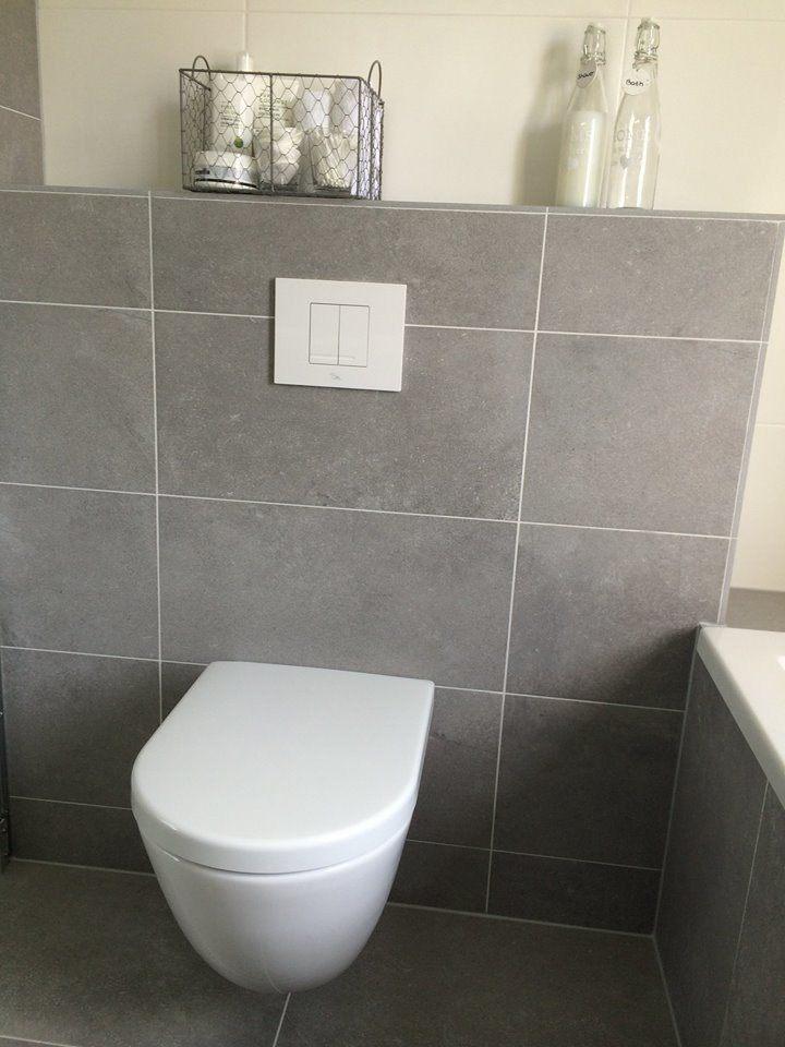 Badkamer Nigtevecht Inbouw Toilet