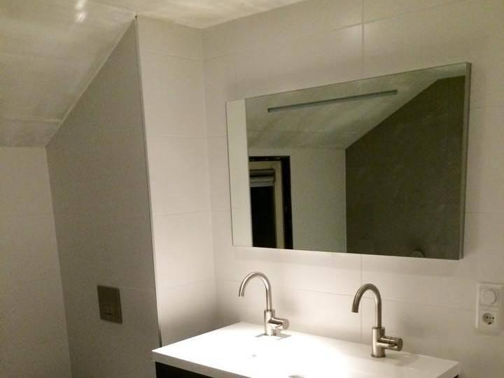 Badkamer Almere met whirlpool - Timmer- en montagebedrijf Klever
