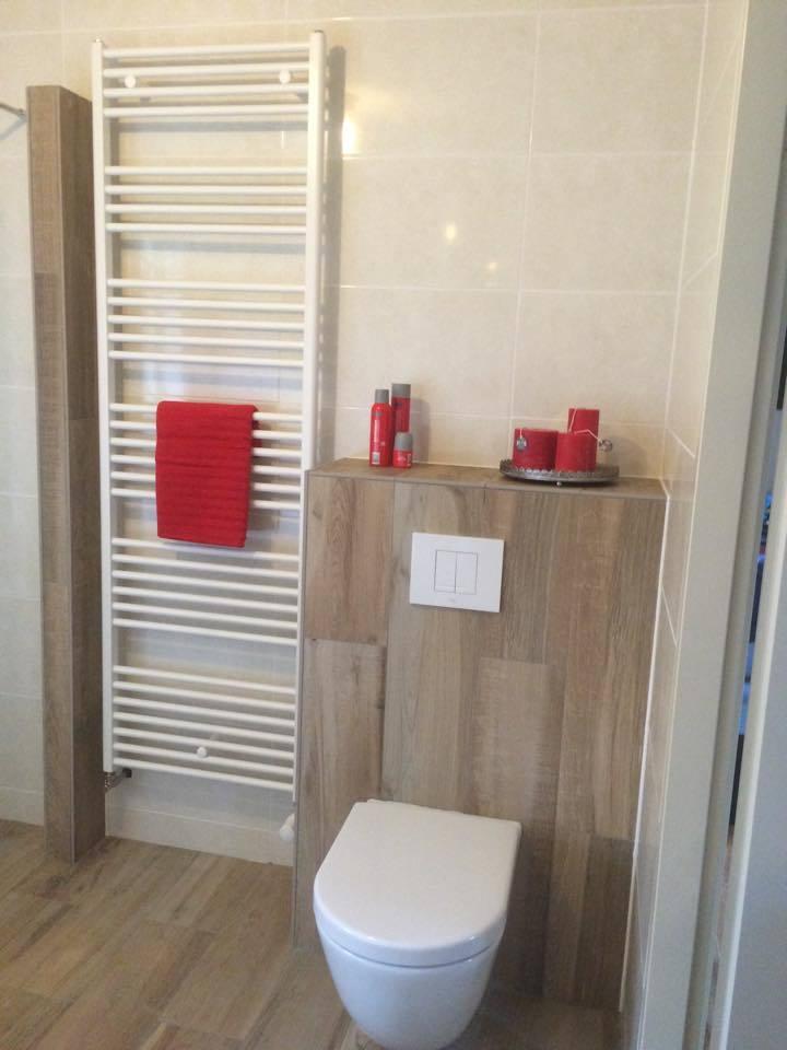 Badkamer Almere met hoekbad