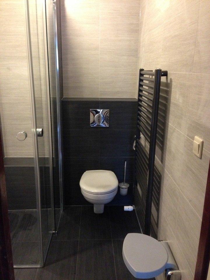Toilet – Badkamer Hattem met aanpassingen