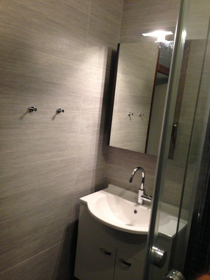 Wasbak – Badkamer Hattem met aanpassingen