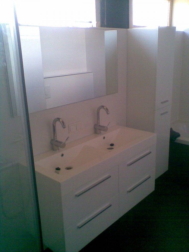 Badkamer Lelystad groot