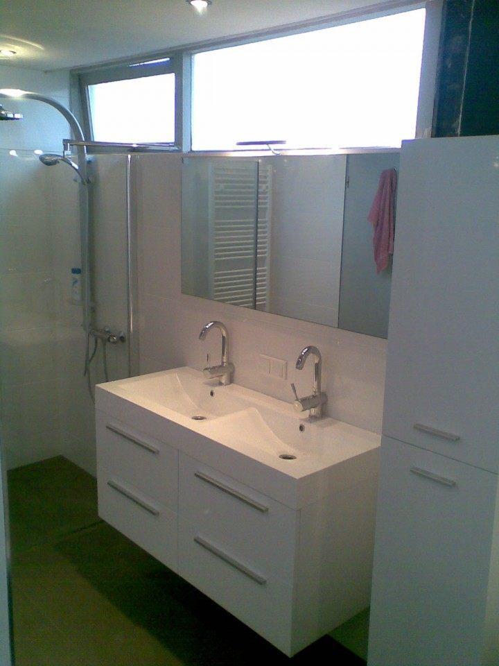 Badkamer Lelystad groot - Timmer- en montagebedrijf Klever