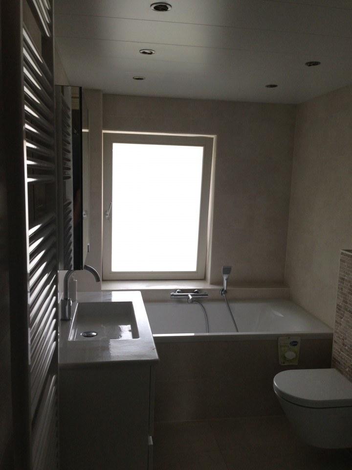 Kleine Badkamer Ikea ~ Badkamer Raam  Badkamer amersfoort met raam en gevel gemaakt timmer